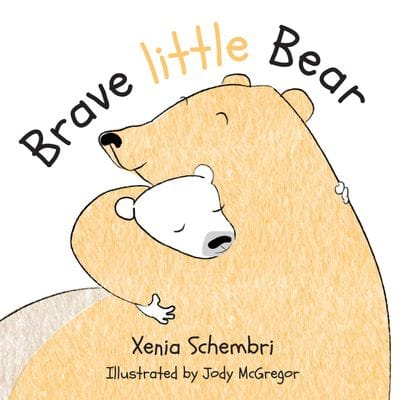 Brave little Bear Book - Bulk (3)