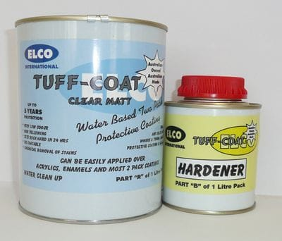 Tuff Coat Matt 4Ltr