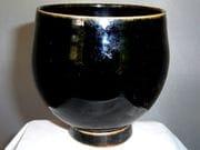 Teabowl in teadust glaze