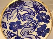 Old Hibiscus Tree plate.