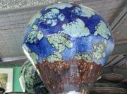 Green turtle Blossom Jar.  2009.