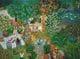 Early Jasmin Garden painting.