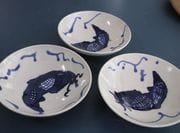 Request for copies of the old Chinese fish plates.