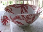 Red Coral Bowl.