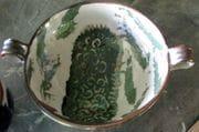 Buderim banksia bowl.