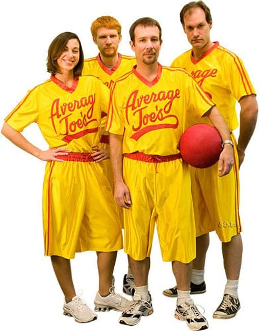 Dodgeball  sc 1 st  Costumes on the Coast & D