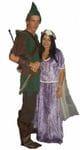 Robin Hood and Maid Marion