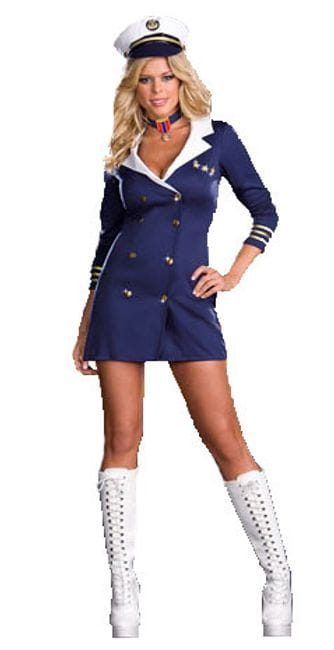 Sexy air force uniform