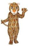 Leopard mascot
