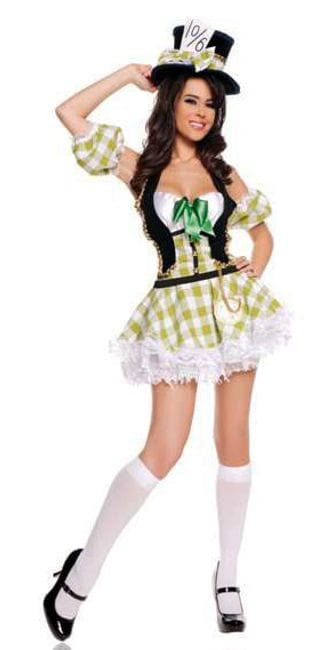 Mad Hatter cutie  sc 1 st  Costumes on the Coast & Fairytales and Fantasy