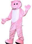 Pig mascot