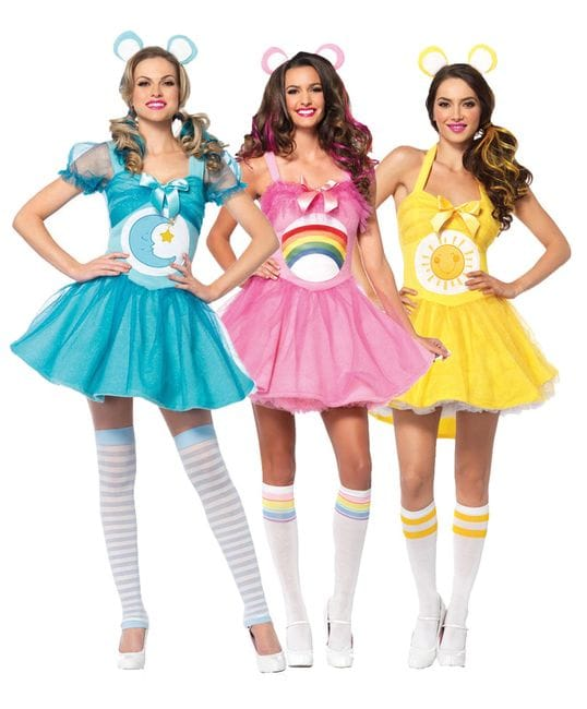 Care Bear Girls  sc 1 st  Costumes on the Coast & Fairytales and Fantasy