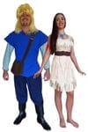 John Smith and Pocahontas Deluxe