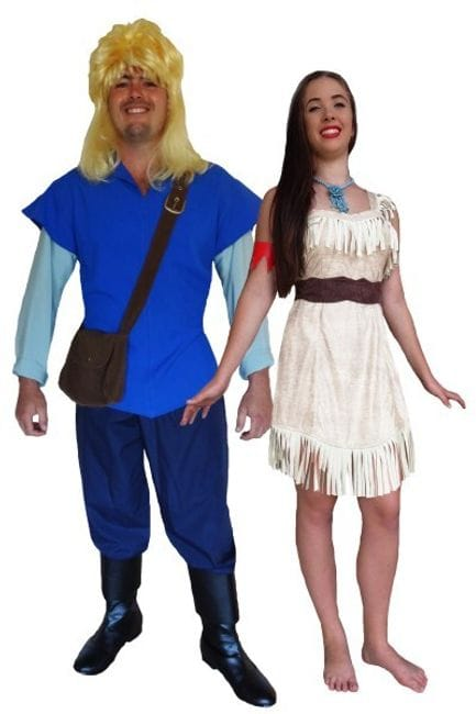 Halloween Costume Ideas From Movies