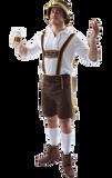 Bavarian Man   Medium   $75