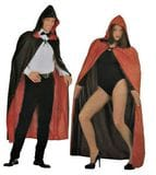 Hooded Cape Reversible    $27