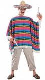 Mexican Poncho  $38