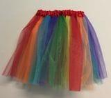 Tutu Rainbow    $15