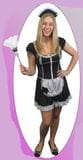 French Maid  -  $35