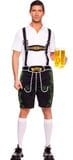 Men's Lederhosen   $90