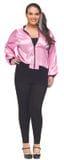 Pink Ladies Jacket Plus  -  $48