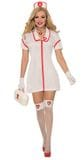 Nurse with Headband  -  $42