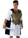 Roman Chest Plate with Cape  -  $48