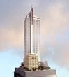Macquarie Tower - 200 scale