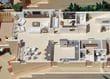 Barr Al Jissah Villa 4 detail - 50 scale