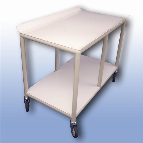 Laundry folding table