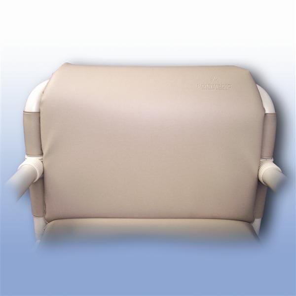 STD commode back cushion
