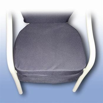 Kingston commode seat cushion