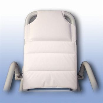 Shower Recliner padded back sling