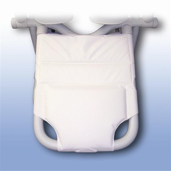 Shower Recliner padded foot sling