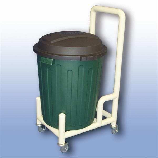 75 litre Bin dolly with handle