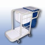 Cleaners trolley