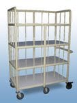 Large laundry corral 4 x shelf