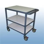 Multi-purpose trolley (3 shelves)