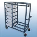 Static Laundry Hanger Valet Trolley