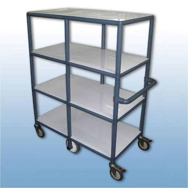 Laundry linen trolley (double)