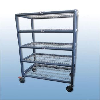 Dryer Storage Rack Trolley