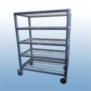 Dryer Storage Rack Trolley