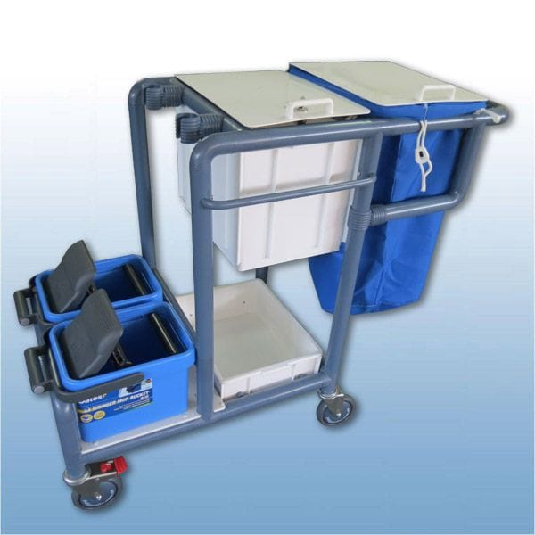 Bucket Cleaners Trolley