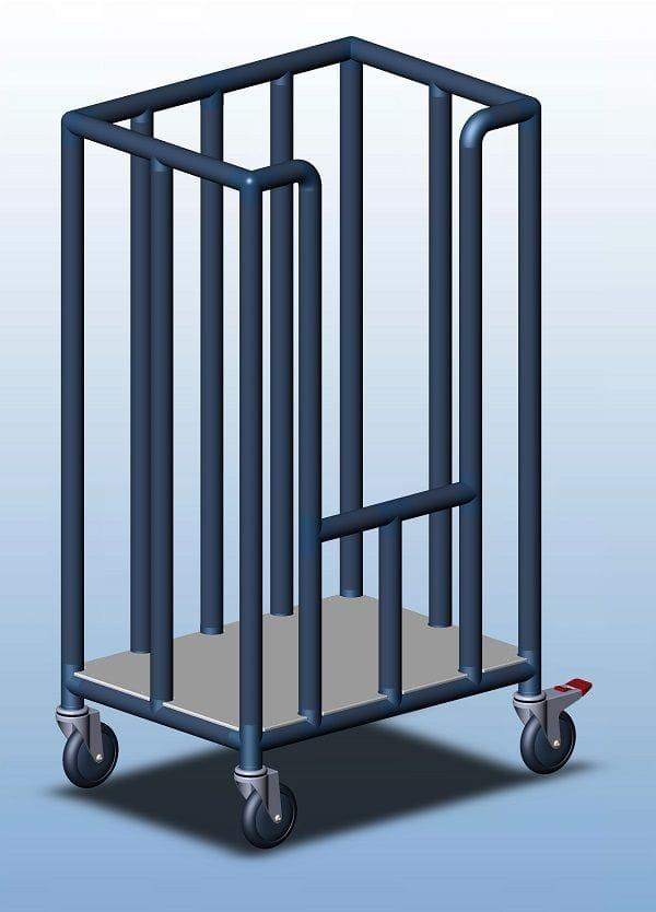 Linen Storage Trolley