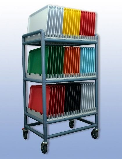 Tray Drying Rack Trolley