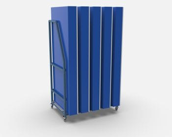 Mattress Trolley Storage