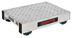 RotaDolly, Aluminum with Aluminium Deck