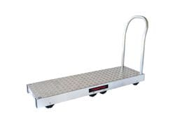 Aluminium Rotatrolley