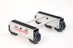 RotaSkate with Quad Rotacasters