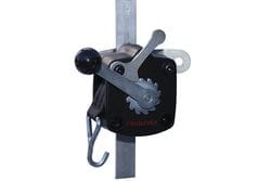 Safety load Restraint with Aluminium Mount